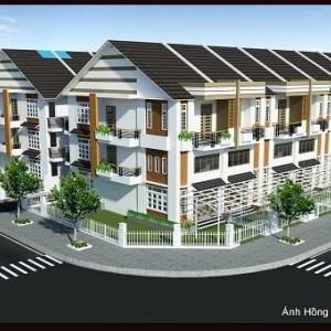 Nhà phố, biệt thự ECOLAKE Bình Dương hoàn thiện ở liền, giá gốc 1,5tỷ