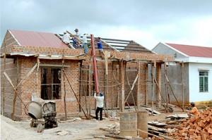 Nhận xây dựng nhà ở nhà trọ giá rẻ.