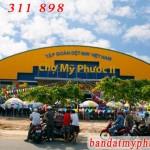Cho My Phuoc, TTTM, chợ Mỹ Phước