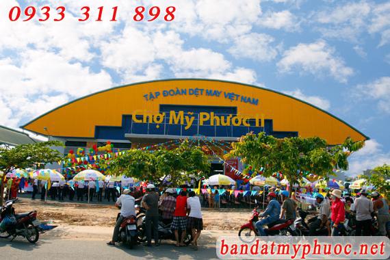 Cho My Phuoc 2, lo L32 huong tay