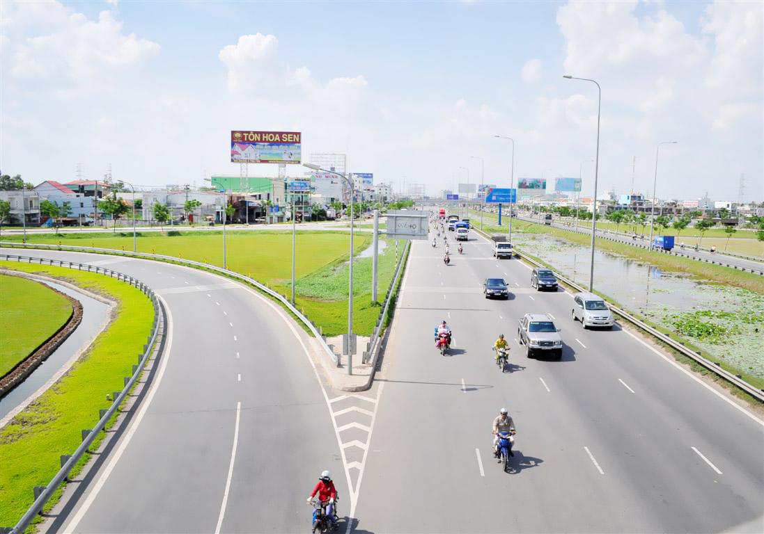 Bán lô F14, Mỹ Phước 3 đất nền giá rẻ xây nhà trọ 225 triệu