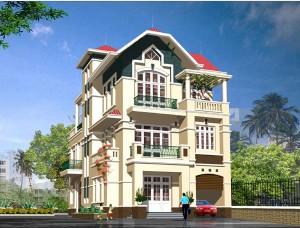 xây nhà trọn gói giá rẻ tại Bình Dương