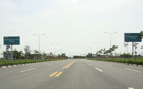 Bán đất đường NA2 Mỹ Phước 4, 300m2, mặt tiền đường 36m, tiện đầu tư kinh doanh
