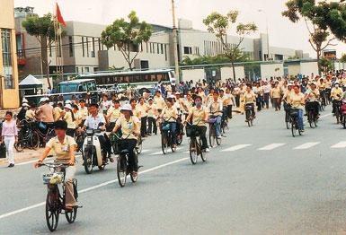 Lô K31 Mỹ Phước 3, đông dân cư, đường thông dài, tiện kinh doanh