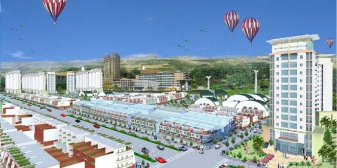 Dự án đất nền trung tâm hành chính Bàu Bàng