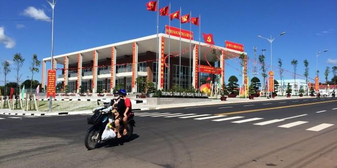 Bán nhà ở Mỹ Phước gần bệnh viện Đa Khoa Mỹ Phước tiện buôn bán kinh doanh