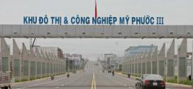 Bán lô góc 5A48, mặt tiền quốc lộ 13, đối diện cổng Mỹ Phước 3