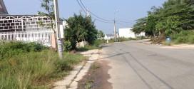Sang lại lô đất đường 7B Mỹ Phước dân cư hiện hữu giá không đến 200 triệu