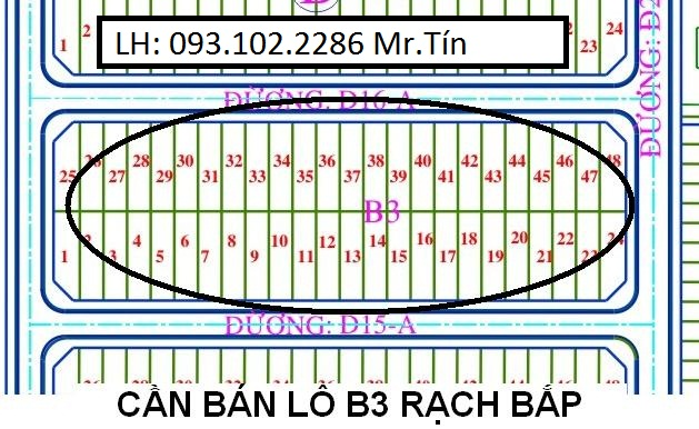 b3 rach bap