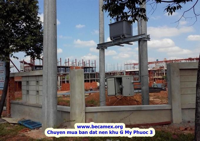 Trường Tiểu Học Chánh Phú Hòa sắp được hoàn thành