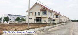 Bán gấp đất Mỹ Phước 3 giá rẻ nhất thị trường 270 triệu/150m2 đối diện khu Biệt Thự Cocoland