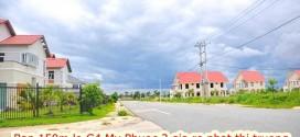 Kẹt tiền bán lô G4 150m2 gần khu biệt thự Cocoland giá rẻ nhất thị trường