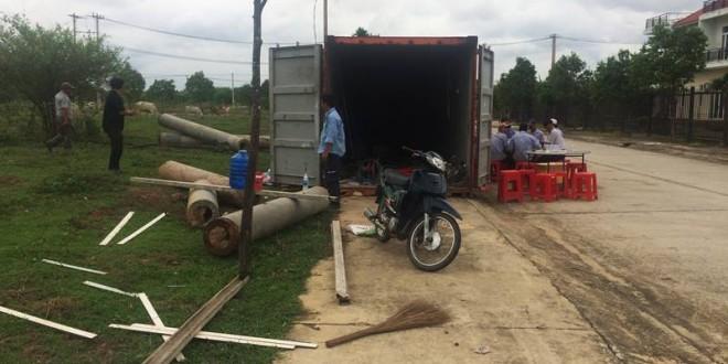 Chánh Phú Hòa có trường mới, chợ mới