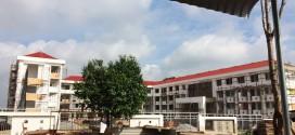 Bán lô G6 Mỹ Phước 3 hướng đông sát trường học đang xây