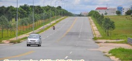 Lô F25, F27 hướng Nam, Mỹ phước 3, đường 25 mét đối diện công viên