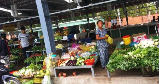 Bán lô đất 7,5x30m đường chợ DJ9 Mỹ Phước 3, buôn bán sầm uất