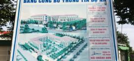 Cần bán rẻ lô đất 300m2 đường nhựa lớn NA3 kế bên trường học